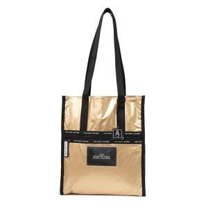 Marc Jacobs The Ripstop Tote in Gold